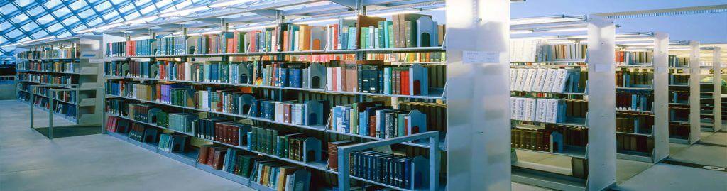 kệ thư viện để sách
